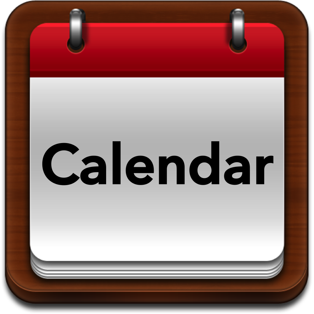 for Calendar Icon Png